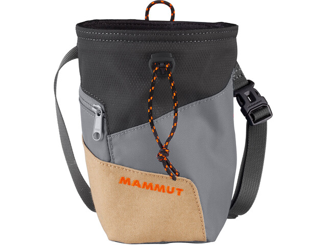 Mammut Rough Rider Chalk Bag sand